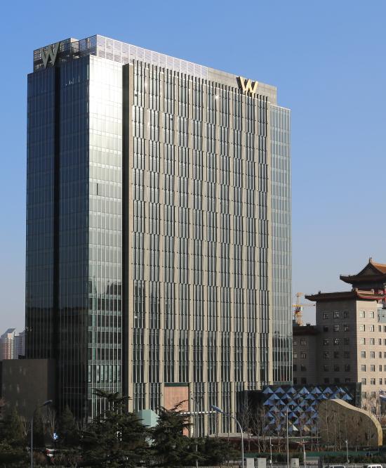 北京凯莱大酒店(W酒店)